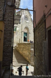 church in Corniglia