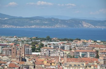 panorama of Albenga