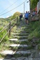 stairs to Corniglia