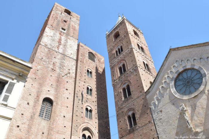 Albenga, miasto 100 wież!