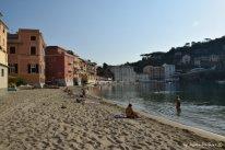 beach of Baia del Silenzio