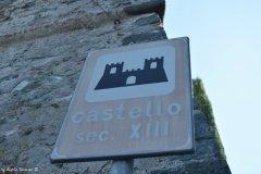 castle in Levanto