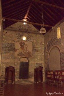 interiors of St Katherin Church
