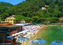 private beach Paraggi