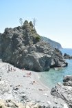 public beaches in Levanto