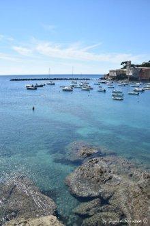 sea in Sestri Levante