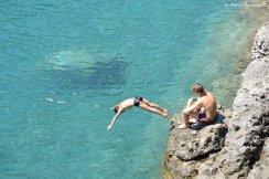 swimming Paraggi