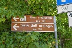 tourist indications