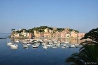 view on Baia del Silenzio