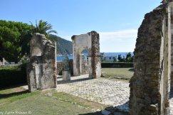view on Santa Caterina Oratory