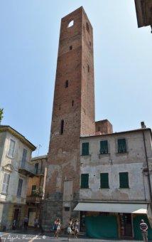 Torre dei quatro canti Noli