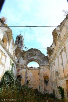 church Bussana Vecchia
