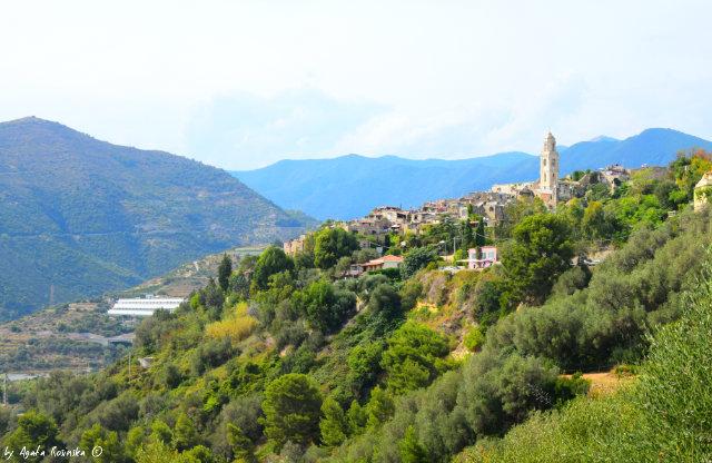 Bussana Vecchia, fascynujące miasto widmo!