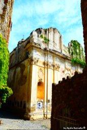 st. Edige church Bussana Vecchia