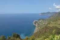 Cinque Terre shore
