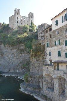 castle in Dolceacqua