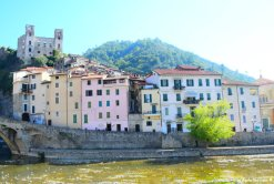 old town Dolceacqua