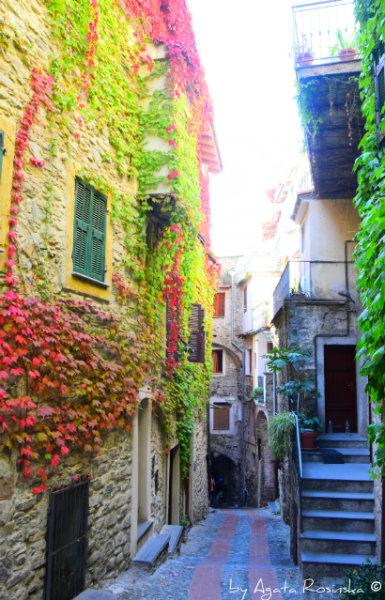 streets of Dolceacqua