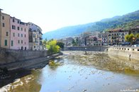 view from the bridge Dolceacqua