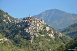 Apricale in Liguria