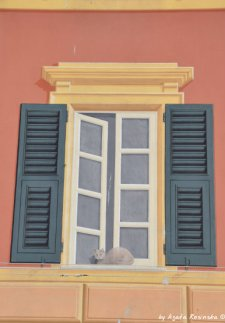 fake window Liguria