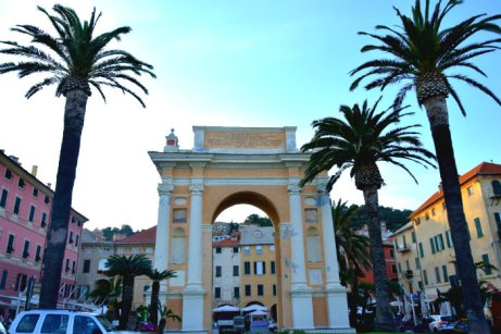 arc of Finale Ligure