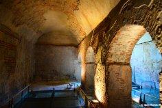 inside the roman cistern