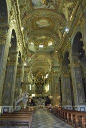 interiors church Finalborgo