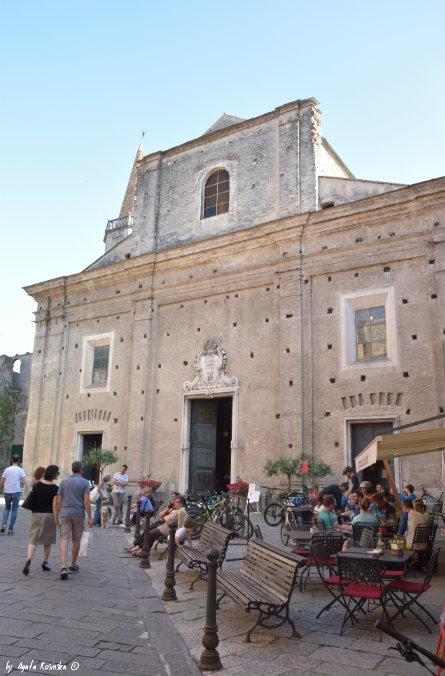 main church Finalborgo
