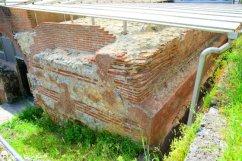 roman cistern outside