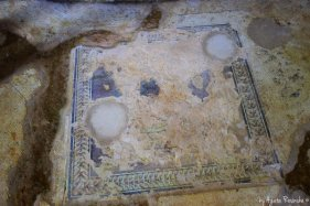 the most beautiful mosaic of Varignano