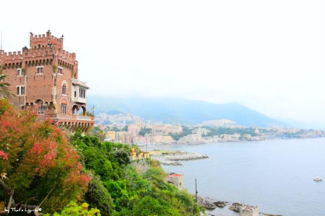 Boccadasse and Ligurian coast