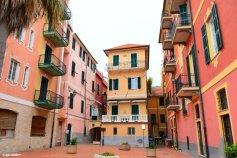 Laigueglia old town