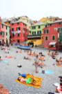 beach in Boccadasse
