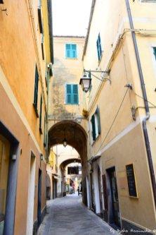 centre of Laigueglia