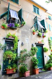 my favourite house in Boccadasse