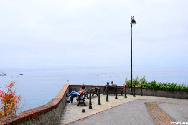 panoramic point Boccadasse