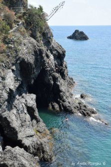 rocs of Monterosso Levante Ligure
