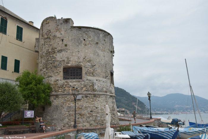 tower of Laigueglia