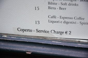 charge service