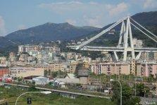Ponte Morandi Genoa Liguria