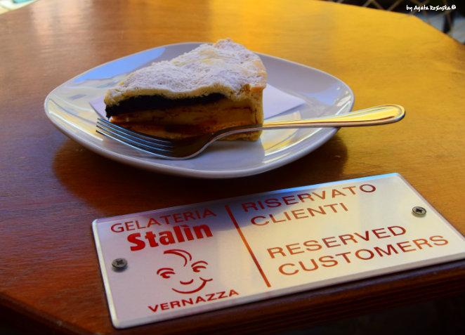 Ciasto Stalìna z ... Cinque Terre!