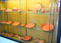 Roman dishes Luni