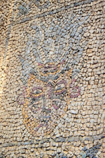 double face mosaics Luni