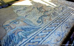 great mosaic Luni