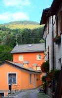street of Santo Stefano d'Aveto