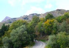 trails of Santo Stefano d'Aveto