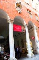 Palazzo Gavotti entrance