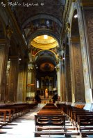 cathedral interiors Savona