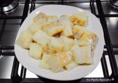 chopped baccala